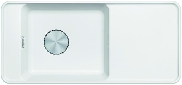 franke evier 899196 style fragranit syg 611 87 cuisinov. Black Bedroom Furniture Sets. Home Design Ideas