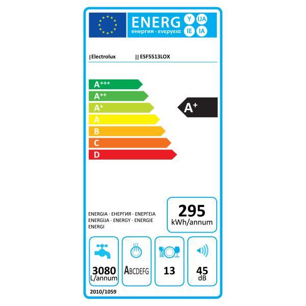 ELECTROLUX ESF5513LOX